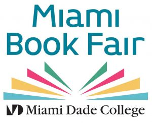 See Arlo Haskell at the Miami Book Fair in November 2017